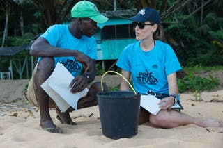 Principe Turtle Conservation Project