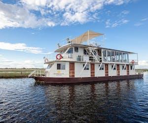 Pangolin Voyager Houseboat Zambezi