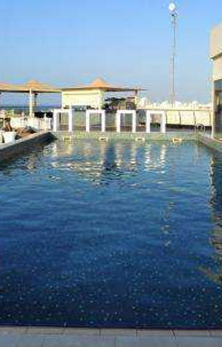 Park Inn Rooftop Swimming Pool