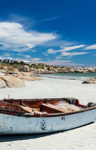 Paternoster Beach In The Western Cape