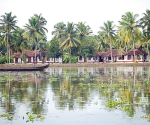 Philip Kuttys Farm On The Backwaters