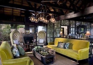 Phinda Vlei Lounge