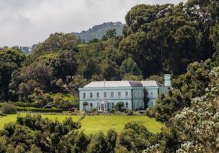 Plantation House On St Helena