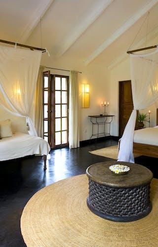 Plantation  Lodge  Bedroom