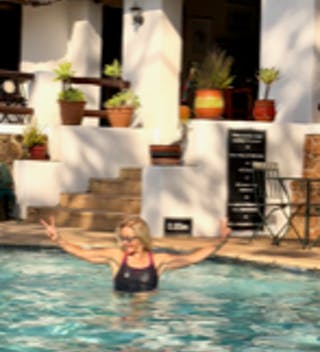 Pool At Rissington Inn