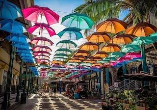 Port Louis Street Market