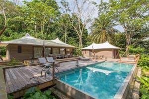 Praia Sundy Villa With Pool