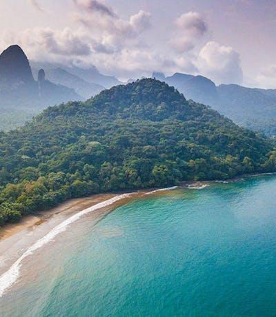 Principe Island Bom Bom Resort