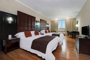 Protea Lusaka Bedroom