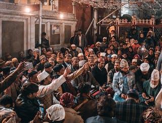 Qawwali At Nizamuddin