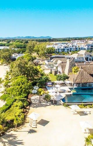 Radisson Blu Azuri Aerial View