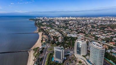 Radisson Blu Maputo Hotel And City View