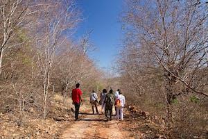 Ramathra  Fort  Village  Walk