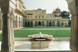 Rambagh Palace Jaipur Palace Gardens