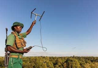Ranger With Telemetry Equipment Cr Marcus Westberg 3