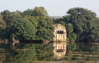 Ranthambore Fort Lake