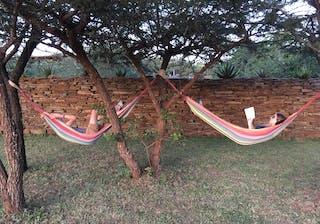 Relaxing At El Karama In Laikipia