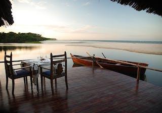Retreat From The Modern World At Ras Kutani