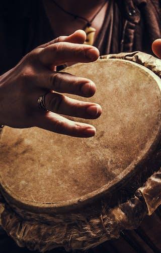 Rhythm Of India Drums