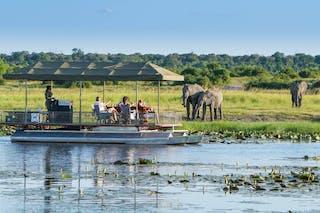 River Safari At  Chobe  Game  Lodge