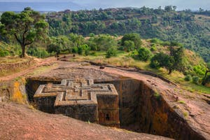 Rock Church Lalibela