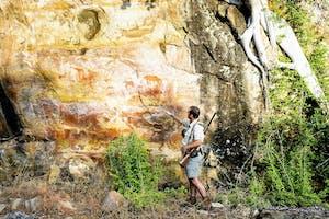 Rock Art Singita Pamushana