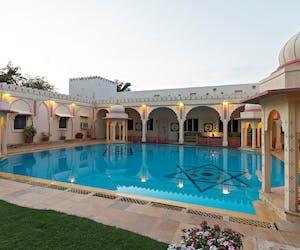 Rohet Garh Swimming Pool