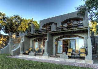 Rooms At Chobe Game Lodge