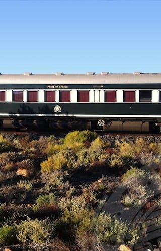 Rovos  Train  Rail  Carriage