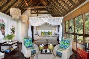 Royal Chundu River Lodge Suite Interior