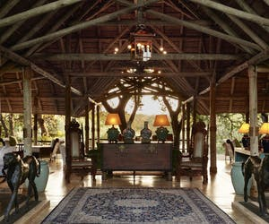 Royal Malewane Entrance