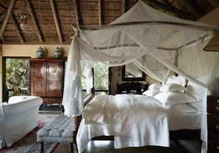 Royal Malewane Suite Interior