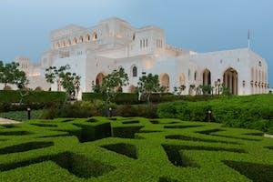 Royal Opera House Muscat By Khalid Al Busaidi