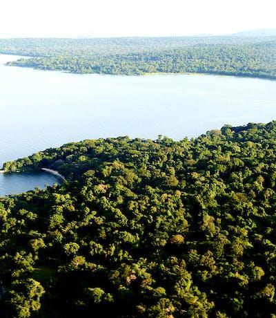 Rubondo Island Camp Landscapes