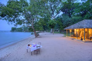 Rubondo Island Private Dining