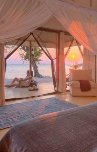 Rubondo Island Double Room