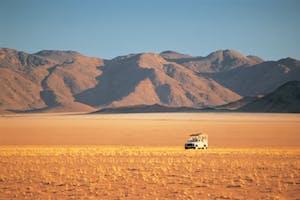 Sossusvlei  Namibrand  Jeep