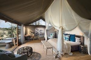 Sable Alley Honeymoon Tent