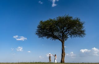 Sam And Nicks Masai Mara Bush Wedding Image Credit Cheka Photography