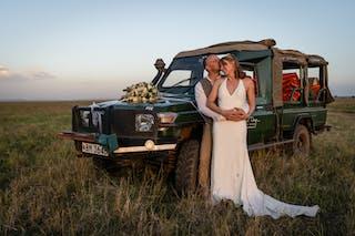 Sam And Nicks Safari Wedding In The Masai Mara Image Credit Cheka Photography
