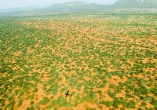 Samburu From The Air