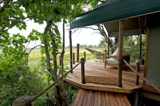 Sanctuary Stanleys Camp Deck