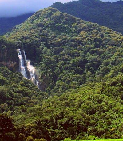Sanje Waterfalls 1