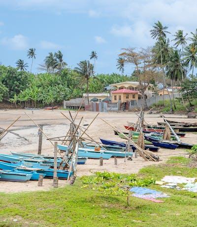 Sao Tome Village