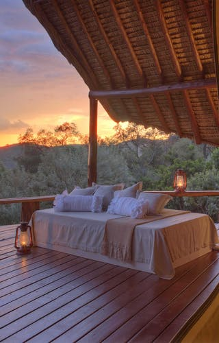 Saruni  Mara  The  Love  Shack Honeymoon Suite