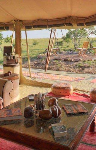 Saruni Wild Communal Tent