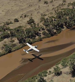 Scenic Flight With Saruni Samburu