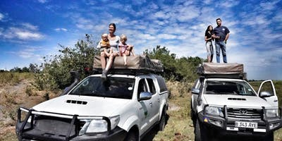 Self Drive Safari Through Northern Botswana With Leo Holding And Family