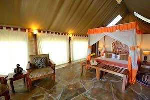 Selous Riverside Camp  Double 2