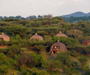 Serena Serengeti Safari Lodge Layout